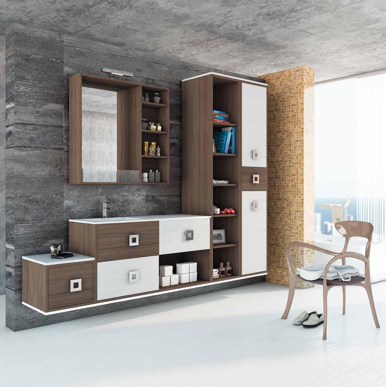 Muebles en logroo beautiful estanteras y mueble auxiliar for Mueble escobero conforama